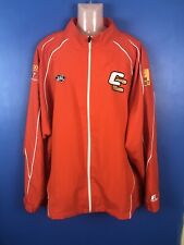 Canberra Cavalry Jacket Australian Baseball League XXL Russell Athletic orange