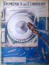 La Domenica del Corriere 6 Ottobre 1963 Borgia Benzina Togliatti Motocross Cai