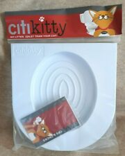 CitiKitty Cat Toilet Training Kit No More Litter