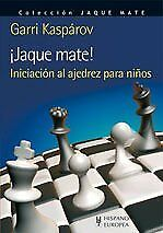 Jaque mate! / Checkmate! (Spanish Edition)