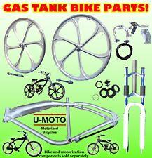 Gas Tank Bike Parts For New 2-Stroke 66Cc/80Cc Motorized Bike And Kit