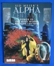 1999 SID MEIER'S ALPHA CENTAURI:MIND WORMS VNM Kayanan / Darnall NBM Comics