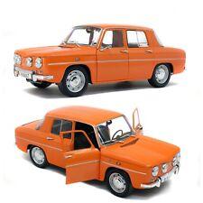 1/18 solido renault 8 gordini ts orange 1967  précommande livraison fin aout