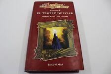 TIMUN MAS LEYENDAS DE LA DRAGONLANCE VOL. 1 EL TEMPLO DE ISTAR MUY BUEN ESTADO