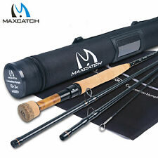Maxcatch Competition InTouch Nymph Fly Rod for euro nymphing fly fishing 2/3wt