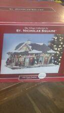 St Nicholas Square Village Square ~ Sns Train Station ~ 2008