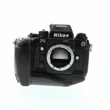 Nikon F4S (F4 Body with Mb-21) 35mm Camera Body Made in Japan - Bg