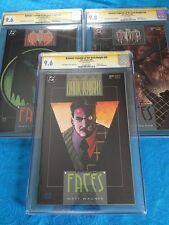 Batman: Legends of the Dark Knight #28-30 - DC -CGC SS 9.6 9.8 -Signed by Wagner