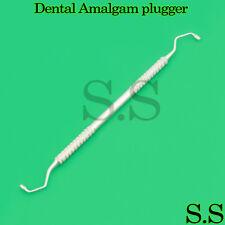 Back-Action Plugger 11/12 Amalgam Condenser 1.5mm/2mm Dental Instruments