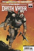 STAR WARS DARTH VADER #6 - Second Print - 2ND PTG Marvel Presale 11/18 2020 NM