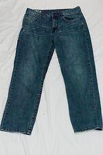Ecko Unltd. men's jeans blue cotton blend waist 34