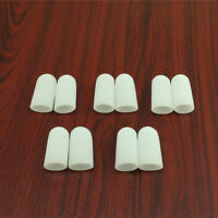Toe Tube Caps Silicone Gel Foot Corn Remover Blisters Feet Toe Protector 5 Pairs