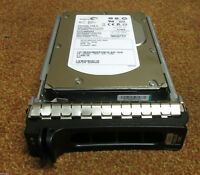 "Seagate 146GB 15K SAS 3G 3.5"" Server Hard Drive ST3146855SS 0TN937 + Caddy MF666"