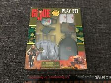 2000 Hasbro Gi Joe Play Set con errata en Caja-Nuevo Juguete Set Collection
