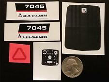 Allis-Chalmers 7045 Full Decal Set 1970s ERTL 1:16 Custom or Stock Project 7030