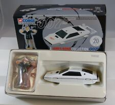 Corgi James Bond Collection 007  LOTUS ESPRIT & JAWS  Figure Set MIB Ships Free