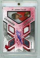 Artemi Panarin 2015-16 SPx Rookie Patch Auto RPA SSP /50 - New York Rangers