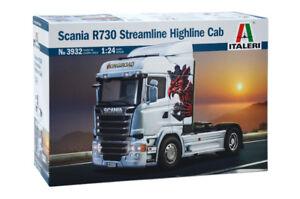 Italeri 3932 - 1/24 Scania R730 Streamline Highline - Neuf