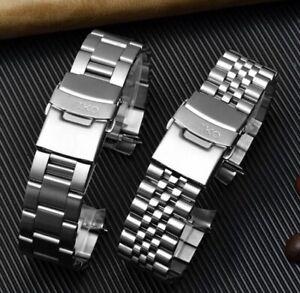 Bracelet de rechange SKX007, 009, 6309 SeiKo acier inoxydable 22mm