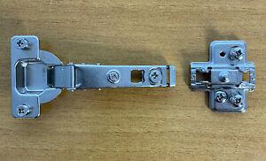 IKEA KOMPLEMENT 130° Cabinet Cupboard Standard Adjustable Hinges 95719100  PAX