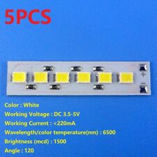5x DC 1.2W White LED light or 1x 3.5-5V 2A Touch Switch LED Driver Controller