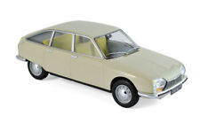 Citroen GS 1971 1/18 Norev (erable Beige)