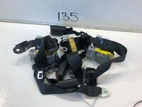 06-13 Lexus IS250 IS350 Rear Seatbelt Seatbelts Set of 3 OEM C71234