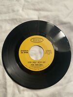 "THE HOLLIES-Look What We've Got/Long Cool Woman- 7"" 45RPM Vinyl Record - EX"