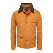 TIMBERLAND VESTE  DOUBLEHEAD - LEATHER JACKET HOMME