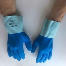 8503 Taskmaster Blue Latex Gloves - Size 10