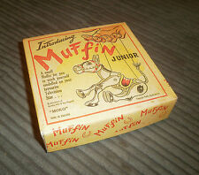 Empty Box  Moko Muffin The Mule Junior Puppet  Marionette  Lesney Toys