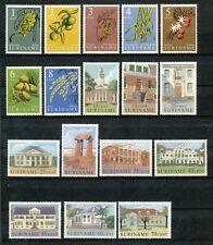 Suriname jaargangen 1961 postfris