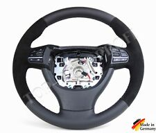 BMW F01 F02 F10 F11 F07 F12 F13 MFL Sport Lenkrad neu beziehen mit Alcantara