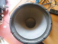 Possibly Fane or Celestion Speaker Driver (336)