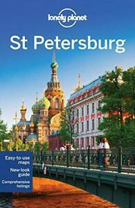 Lonely Planet St Petersburg (Travel Guide), Very Good Condition Book, Richmond,