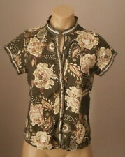 River Island Fitted Casual Floral Tops & Shirts for Women