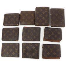 Louis Vuitton Monogram Wallet Card Case 10 pieces set 517660