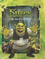 Shrek Forever After : The Movie Storybook Hardcover Catherine Hapka
