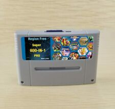 DIY 800 in 1 Super China Pro Remix Game Card For 16 Bit Game Console Game
