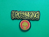HEAVY METAL PUNK ROCK MUSIC FESTIVAL SEW ON / IRON ON PATCH:- THE OFFSPRING