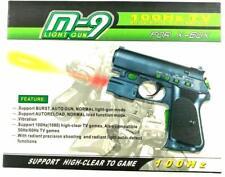 M-9 Xbox Wired Light Gun Black for Original Microsoft Xbox System Shooting Game