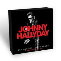JOHNNY HALLYDAY - JOHNNY HALLYDAY-LES ALBUMS LIVE  CLAMSHELL BOX 12 CD NEU