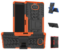 Shockproof Case Hard Protective Kickstand  For Sony Xperia 10 Plus / XA3 Ultra