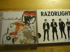 Razorlight [2 CD Alben] Same +  Up All Night