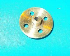 meccano laiton roue à boudin 28mm, No20