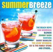 Verschiedene Sommerbrise versiegelt CD THE BEACH BOYS BLONDIE SLY & FAMILY STONE Nilsson