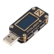 POWER-Z USB corrente tensione rivelatore tipo-C QC 2.0 QC 3.0 PD Power Bank Tester