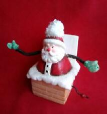 Sandi Gore Evans Santa Chimney Jack In the Box Ornament Midwest Cannon Falls N