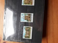 timbre luxembourg (th) lot 61   neufs   n1103/5    forteresse