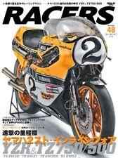 RACERS Vol.48 YAMAHA YZR&TZ750/500 Japanese Bike Magazine Japan